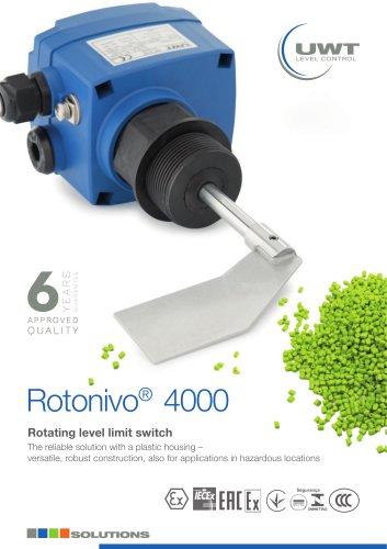 Rotonivo RN 4000 en