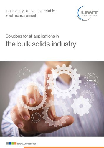 Solutions for all applications in the industry