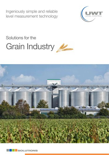 Solutions for the Grain industry