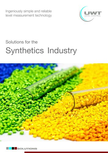 Solutions for the Synthetic Industrie