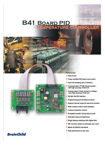 B41 Board PID Temperature Controller