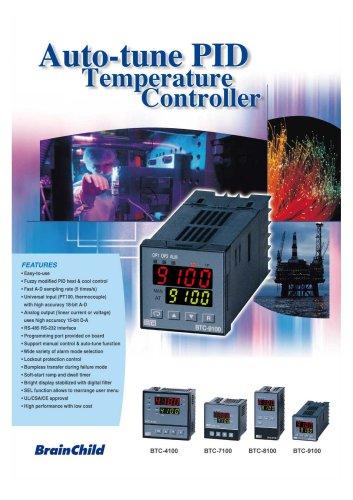 Low-Cost Temperature Controller