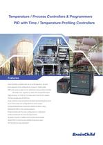 P41/P91 PID with Time / Temperature Profiling Controllers