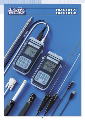 Hygrometers HD 2101.1