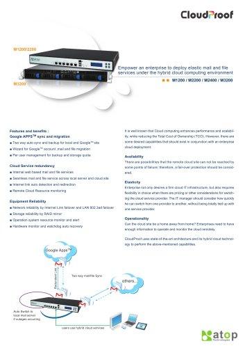 CloudProof M-series