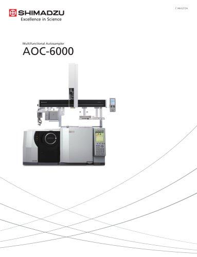 AOC-6000 Multifunctional Autosampler (GCMS)