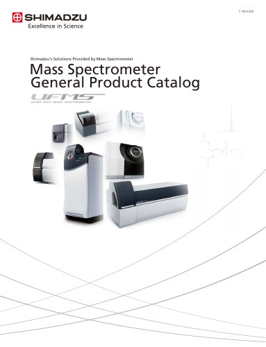 Catalogue Ultra Fast Mass Spectrometry Products