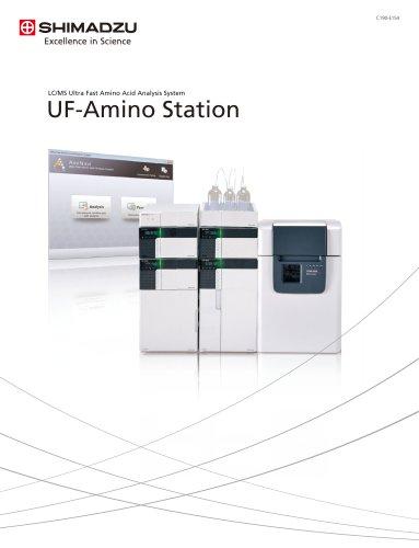 LC/MS Ultra Fast Amino Acid Analysis System UF-Amino Station
