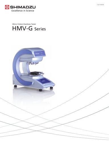 Micro Vickers Hardness Tester HMV-G Series