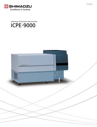 Multitype ICP Emission Spectrometer ICPE-1000