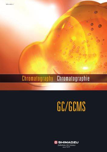 Shimadzu GC/GCMS Overview