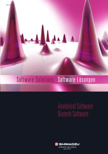 Shimadzu Software Overview