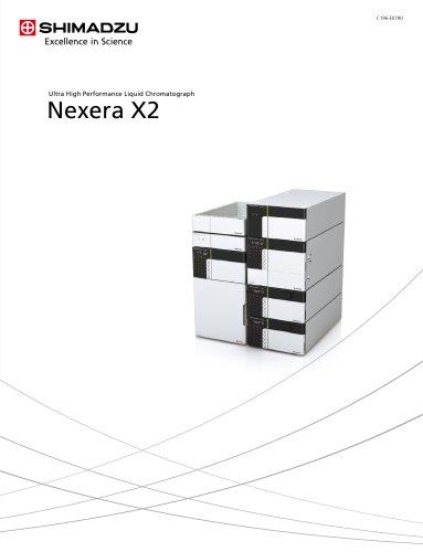 UHPLC Nexera X2