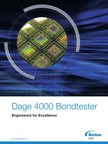 4000 Multi-purpose Bondtester