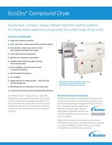 EcoDry® Compound Dryer