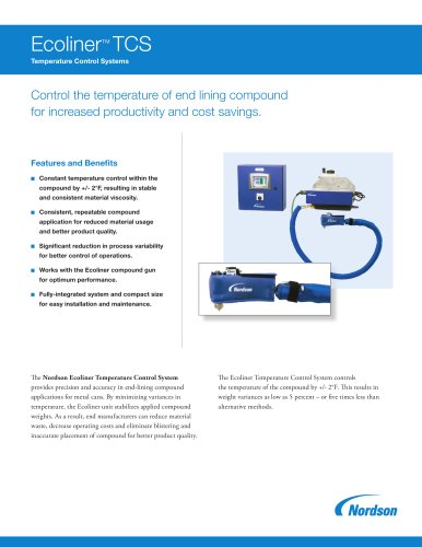 Ecoliner? Temperature Control Systems
