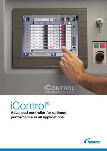 iControl Powder coating system controller