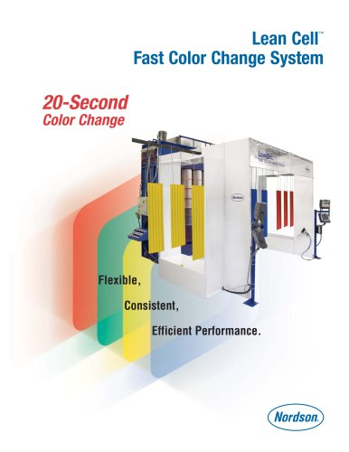 Lean Cell® Fast Color Change System
