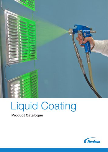 Liquid Coating Systems Catalogue