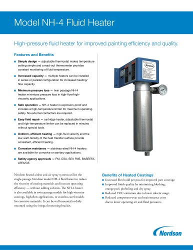 NH-4 Heater