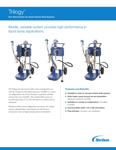 Trilogy AAA Dolly Systems