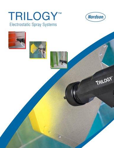 Trilogy? Electrostatic Spray Systems