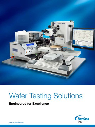 Wafer Testing Solutions