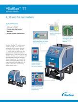 AltaBlue TT adhesive melter