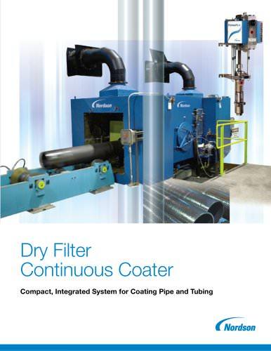 Dry Filter Continuous Coater Literature