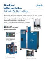 DuraBlue ® Adhesive Melters