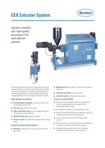 EEX Extruder System