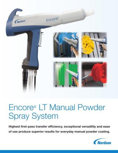 Encore LT Manual Powder System