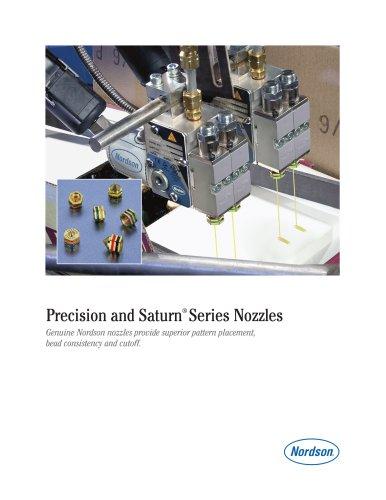 Precision and Saturn Series Nozzles