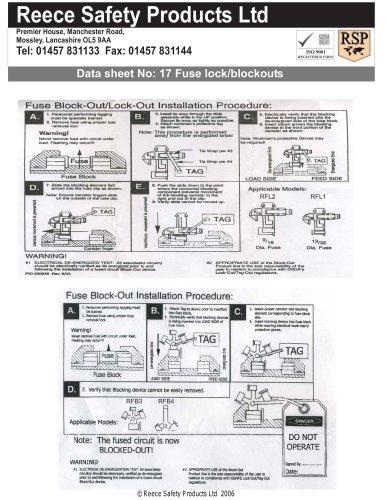 Fuse Lock / Blockouts