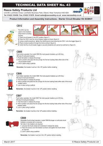 New SCBKIT Starter MCB Kit