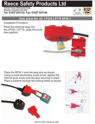 Plug Lockouts