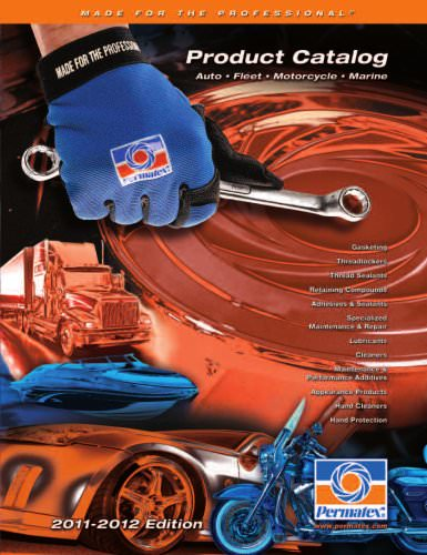 Permatex® Product Catalog