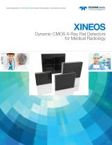 CMOS X-ray Dynamic Detectors for Medical Radiology