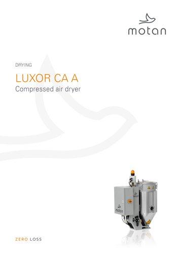 Brochure LUXOR CA S