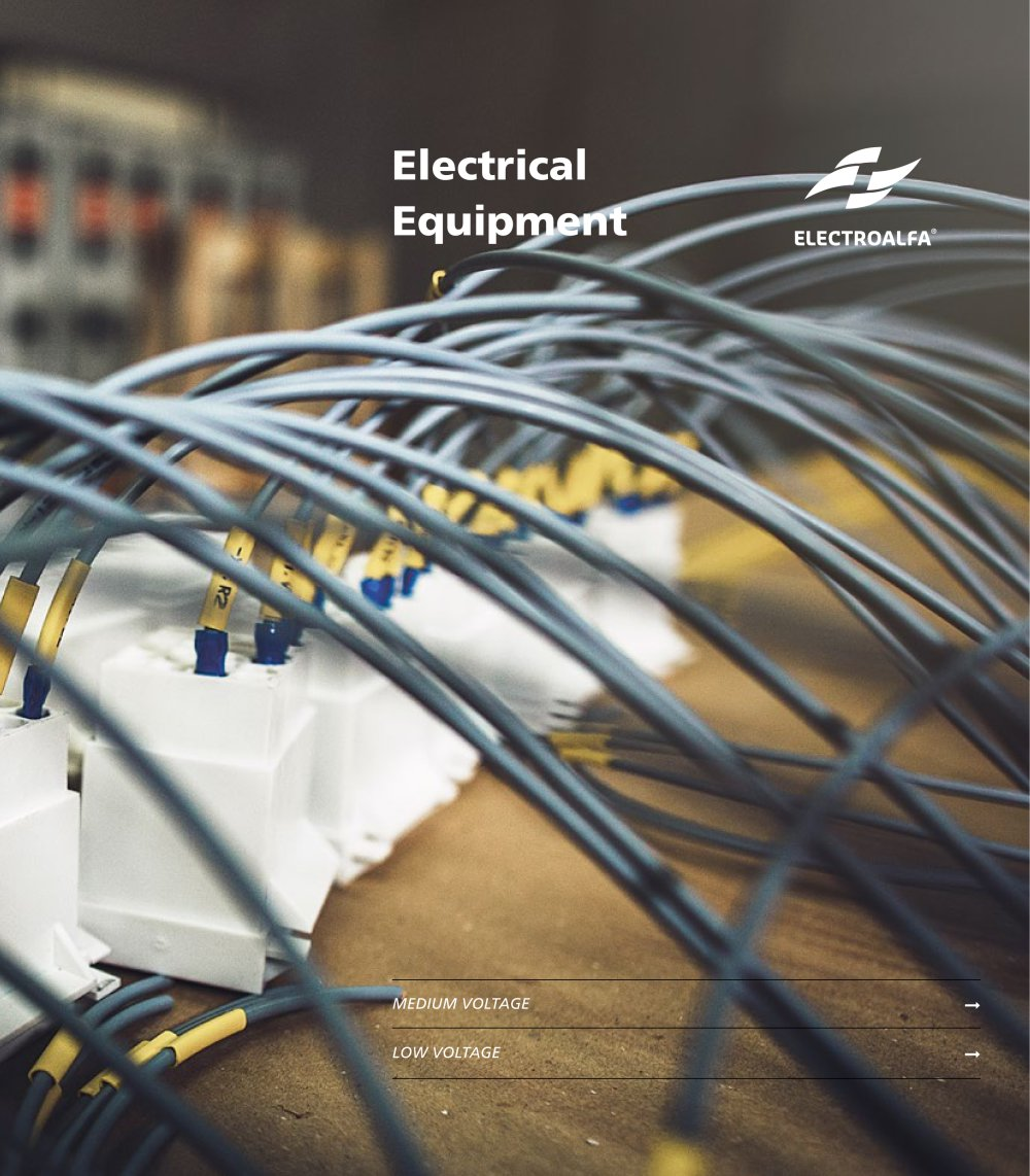 Electrical Equipment Electro Alfa International Pdf Catalogue Fundamentals Of House Wiring 1 32 Pages