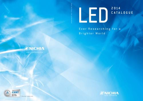 NICHIA LED Catalogue