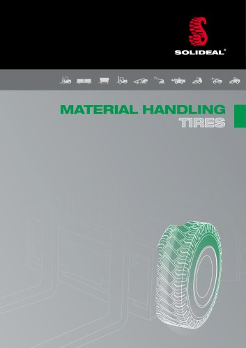 SOLIDEAL Material Handling Catalog