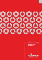 CATALOGUE 2016 |17