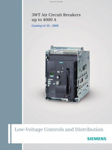 Catalog LV 35 - Air Circuit Breakers