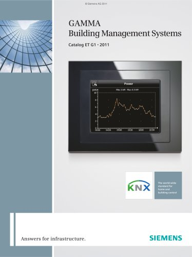 GAMMA Building Management Systems