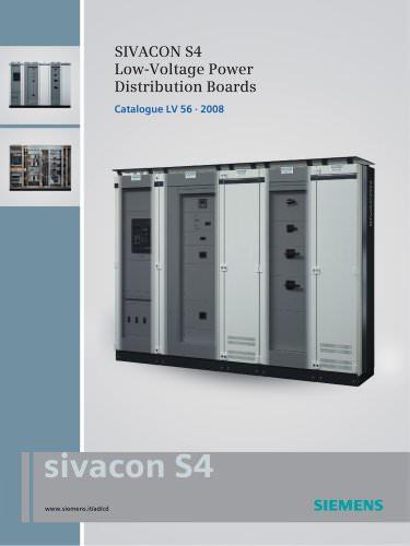 LV 56 - SIVACON S4