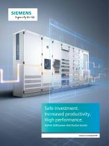 Safe investment.  Increased productivity.  High performance. ALPHA 3200 power distribution boards