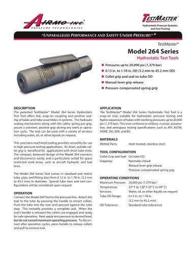 Model 264 Series