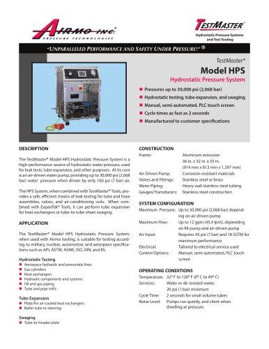 Model HPS