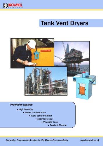 Tank Vent Dryers